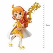 Action Figure One Piece Nami Mugiwara 56 WCF 27938/27939