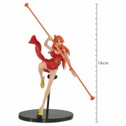 Action Figure One Piece Nami World Colosseum 26742/26743