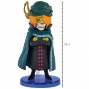 Action Figure One Piece Pedro Hallcake Island WCF 26861/26866