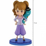 Action Figure One Piece Pudding Hallcake Island WCF 26861/26867