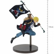 Action Figure One Piece Sabo 20378/20379