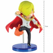 Action Figure One Piece Sanji Battle Of Luffy Whole Cake Island WCF 29288/29293