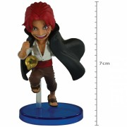 Action Figure One Piece Shanks 20Th WCF 27073/27075