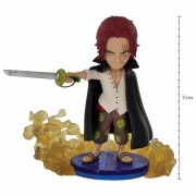Action Figure One Piece Shanks Burst WCF 29479/29483