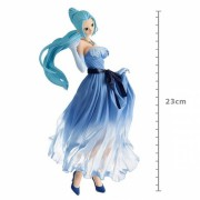 Action Figure One Piece Vivi Noiva Azul Lady Edge Wedding 27928/27929