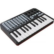 Akai APC Midi Controladora Key 25 Produção Musical Ableton Live