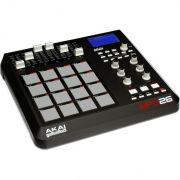 Akai MPD26 Controladora MPD-26 Sampler 16-Pads Produção Musical Ableton Live