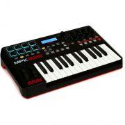 Akai Midi MPK 2 Controladora para Produção Musical Ableton Live