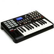 Akai Midi MPK Controladora para Produção Musical Pads MPC Ableton Live