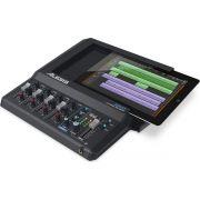 Alesis iO Mix Mesa de Som iO de 4 Canais Para iPad