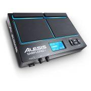 Alesis SamplePad Bateria Eletrônica com 4 Pads