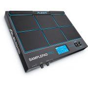Alesis SamplePad Bateria Eletrônica Pro com 8 Pads