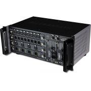 Allen Heath dLive DX32 Mesa de Som DX-32 Rack com 64 Canais para Mixagem Profissional
