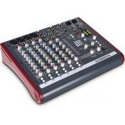 Allen Heath ZED 10 Mesa de Som ZED-10 10 Canais para Gravação e Home Studio