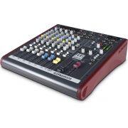 Allen Heath ZED 60-10Fx Mesa de Som ZED 60-10 FX 10 Canais Analógica para Home Studio