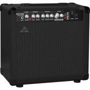 Behringer GTX30 Amplificador para Guitarra 30w com 2 Canais e Simulação de Valvulado