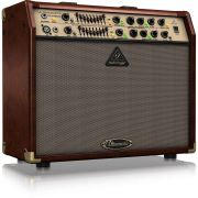 Behringer UltraCoustic ACX1800 Amplificador para Violão Iniciante Home Studio