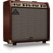 Behringer UltraCoustic ACX450 Amplificador para Violão Eventos e Home Studio