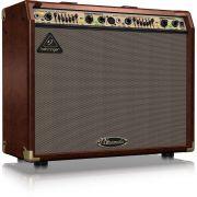 Behringer UltraCoustic ACX900 Amplificador para Violão Gravação Iniciante
