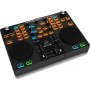 Behringer CMD Studio 2A Controladora Dj Profissional Portátil 2-Decks Usb