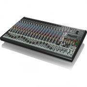 Behringer EuroDesk SX2442Fx Mesa de Som SX-2442-FX 24 Canais para Gravação e ao Vivo