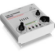 Behringer MIC200 Tube UltraGain Pré Amplificador MIC200 Tube UltraGain 110V