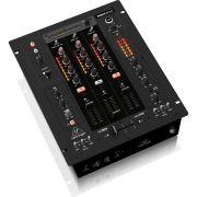 Behringer NOX303 Mixer Behringer NOX303 de 3 Canais