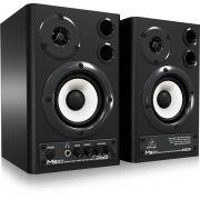 Behringer Speaker MS20 Monitor de Áudio Ativo Behringer Speaker MS-20 para Estúdio