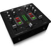 Behringer VMX100 Mixer Behringer VMX100 Usb com 2 Canais