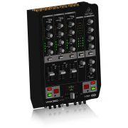 Behringer VMX300 Mixer Behringer VMX300 Usb com 3 Canais