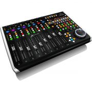 Behringer X-Touch Controladora Dj XTouch 9-faders Produção Musical Profissional