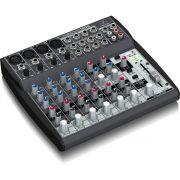 Behringer Xenyx 1202 Mesa de Som 1202 12 Canais para Gravação Profissional Performance