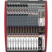 Behringer Xenyx Ufx1604 Mesa de Som UFX-1604 16 Canais para Gravações