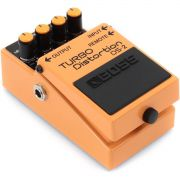 Boss Turbo Distortion DS-2 Pedal para Guitarra Shows e Performances