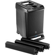 Jbl EON ONE Caixa de Som Acústica Ativa EON-ONE 250w + 130w Ideal para Performances
