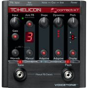 Tc Helicon VoiceTone Correct XT Processador de Efeitos VoiceTone Correct-XT para Voz