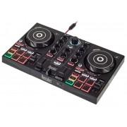 Controladora Hercules DJ Control Inpulse 200
