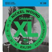 D'Addario EXL130 Encordoamento para Guitarra Elétrica