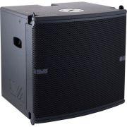 dB Technologies DVA MS12 Caixa de Som Ativa Subwoofer 700W para Eventos e Música