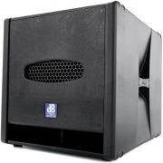 dB Technologies Sub 05D Subwoofer Caixa de Som Ativo 800w - Usado