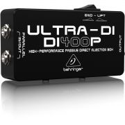 Behringer DI400P Ultra-DI Direct Box Behringer DI400P Ultra DI