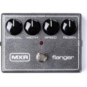 Mxr M-117R Flanger de Efeitos Pedal para Guitarra Baixo Teclado Voz