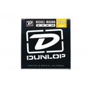 Encordoamento Para Baixo Dunlop 040 Light