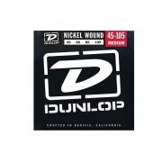 Encordoamento Para Baixo Dunlop 045 Dbn45105