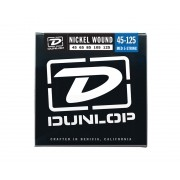 Encordoamento Para Baixo Dunlop 045 Média