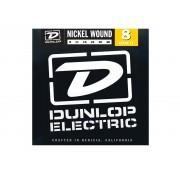 Encordoamento Para Guitarra Dunlop 008 Extra Light