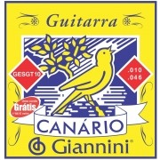 Encordoamento Para Guitarra Giannini GESGT10