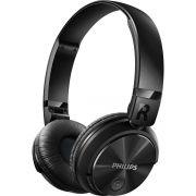 Philips SHB3060 Fone de Ouvido SHB-3060 Fechado Bluetooth com Microfone