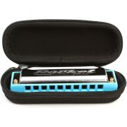 Hohner Rocket Low Gaita Harmônica Som Grave para Rock Blues Folk e World Music