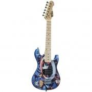 Guitarra Infantil PHX Capitão América GMC K2